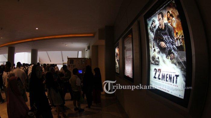 Pembukaan Bioskop Masih Menunggu Izin Pemko Pekanbaru
