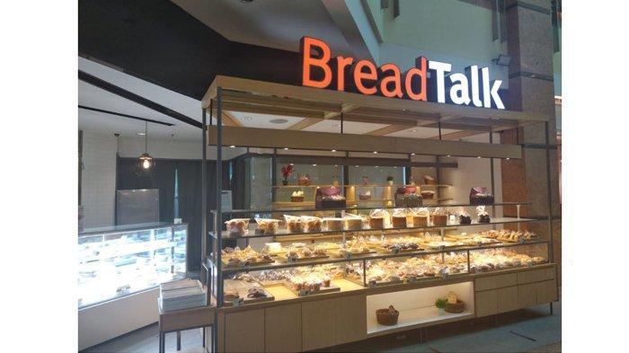 18th Anniversary Breadtalk, Roti dan Kue Breadtalk Ada Promo Rp 8 ribu Minimal Beli 8 Roti
