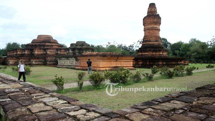 Candi Muara Takus, Situs Candi Tertua di Sumatera yang Kerap Dikunjungi Wisatawan Asing