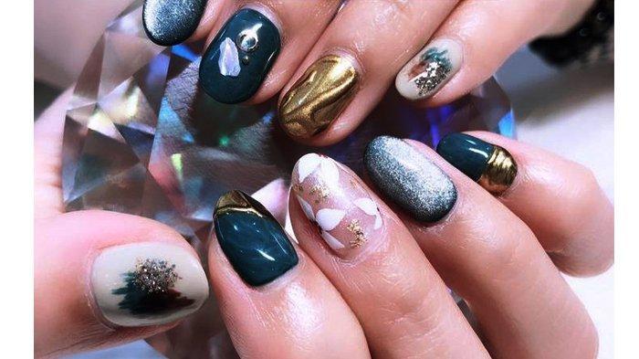 Cat eye nail art di Secret Beauty Corner