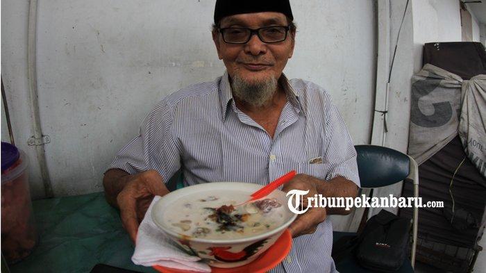 Es Cendol Pak Jenggot, Kuliner Legendaris di Pekanbaru