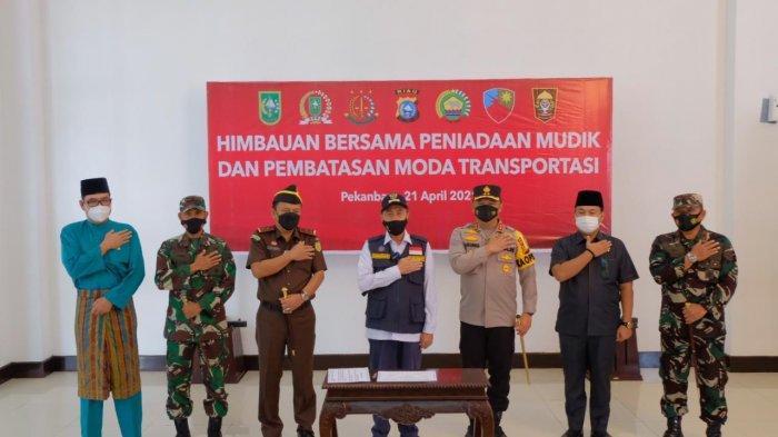Gedung Bekas SPN di Rumbai Akan Jadi Tempat Karantina Bagi Pemudik yang Nekat ke Riau
