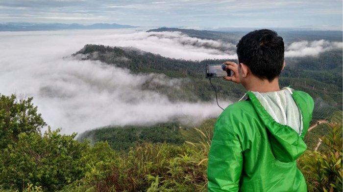 Desa Wisata Bukit Suligi Aliantan Riau