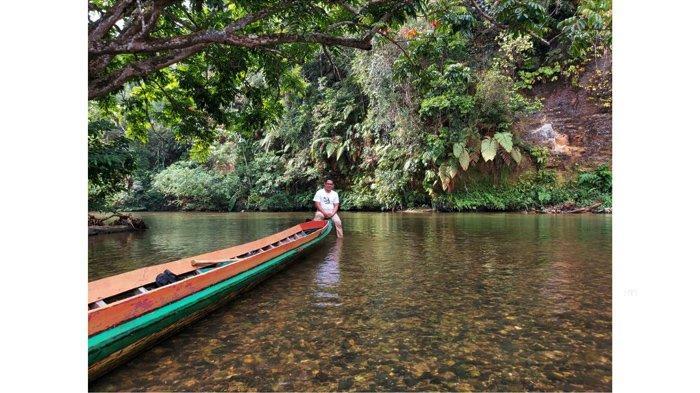 Eksotisnya Desa Wisata Rantau Langsat Inhu, Sajikan 5 Air Terjun dan Keunikan Tradisi Talang Mamak