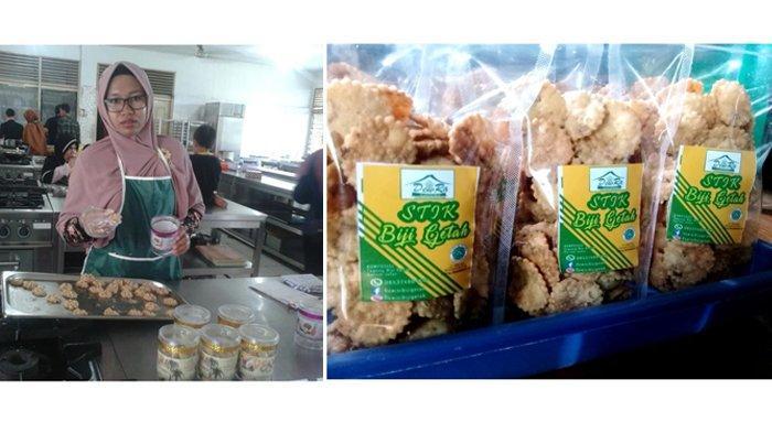 Enaknya Kuliner Berbahan Tepung Biji Getah Buatan Dewi, Dari Brownies Hingga Cemilan Kering Tersedia