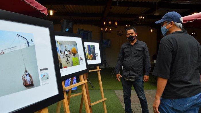 Pelindo 1 dan PFI Medan Ngobrol Bareng Jurnalis, Bahas Layanan dan Kiat Jurnalis Foto Masa Pandemi.