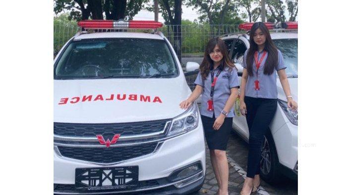 Wuling Motors Hadirkan Wuling Ambulance, Powerful Tapi Irit Bahan Bakar