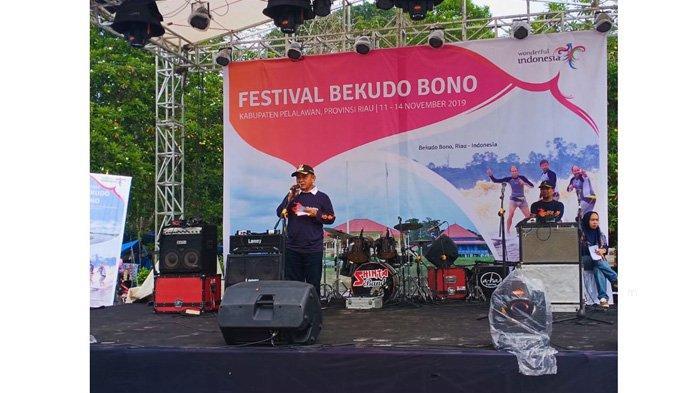 Event Bekudo Bono yang digelar pada November 2019 lalu