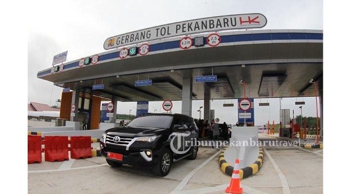 Menjadi Tol Terpanjang Ketiga di Indonesia, Inilah Fasilitas Tol Pekanbaru-Dumai