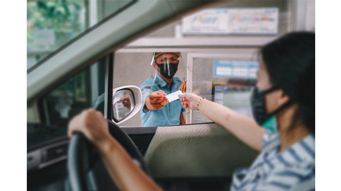 Pertama di Sumatera, Masyarakat Pekanbaru Makin Mudah Bayar Parkir di Mal dengan Nontunai