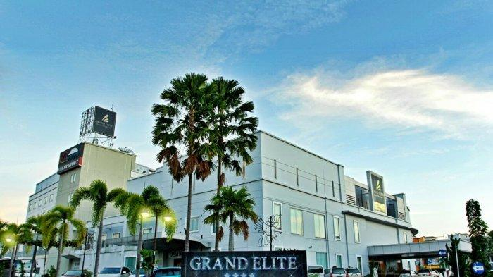 Malam Tahun Baru, Grand Elite Hotel Hadirkan New Year Package Rp 125 Ribu Per Pax