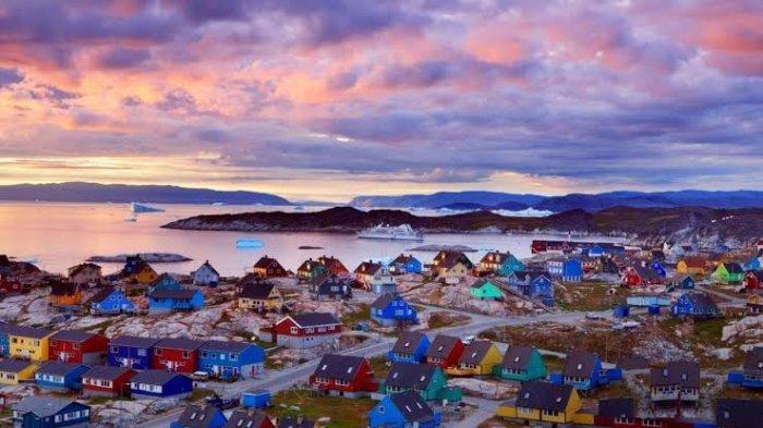 4 Fakta Unik Greenland, Pulau Terbesar di Belahan Bumi Utara