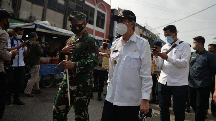Masih Dalam Pandemi Covid-19, Ini Imbauan Gubri Syamsuar Terkait Imlek 2572