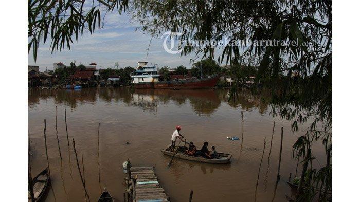 Kawasan Sungai Siak Pekanbaru
