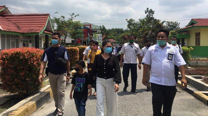 Balai Anak Rumbai Pekanbaru Terima Rujukan Kasus Anak Viral di Pelalawan