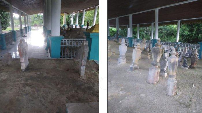 Komplek Makam Raja-raja Pelalawan, Makam Jauh di Kecamatan Pelalawan , Kabupaten Pelalawan