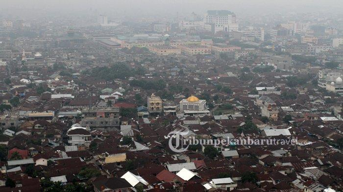 Ini Daftar 28 Kelurahan di Kota Pekanbaru yang Masuk Zona Merah Covid-19
