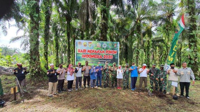 Peringati HMPI  2020, KTH Sebar Bersama Pihak Terkait Gelar Penanaman 20 Ribu Bibit Pohon