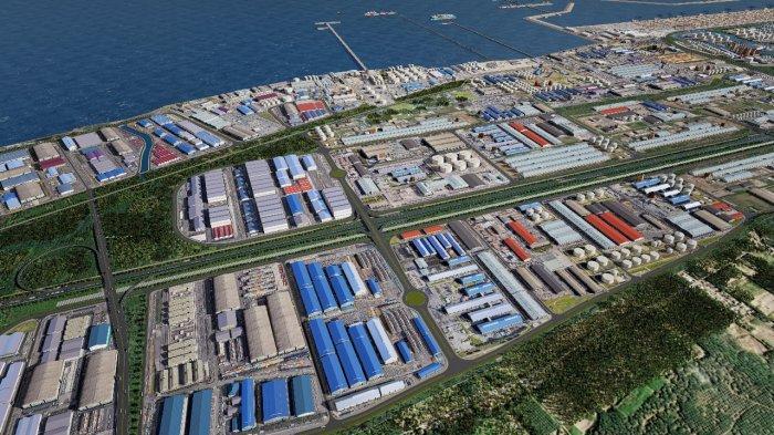 Dorong Akselerasi Pertumbuhan Ekonomi, Pelindo 1 Kembangkan Kuala Tanjung Port and Industrial Estate