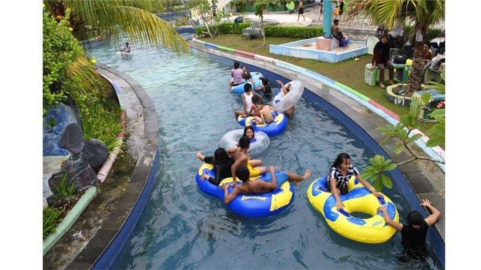 Labersa Waterpark Pekanbaru