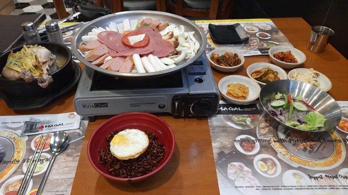 Magal Korean Barbeque House Living World Pekanbaru Hadirkan Tiga Menu Sehat Khas Korea Terbaru