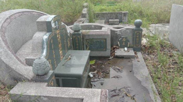 Menjadi Penanda Awal Mula Datangnya Orang China ke Dumai, Ini Sejarah Makam China di Bukit Kapur