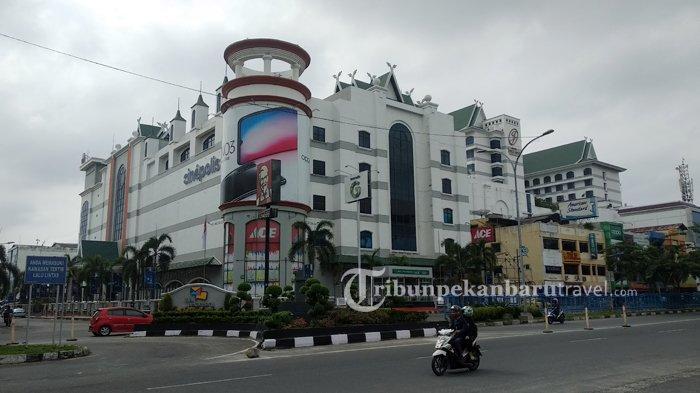 Arena Permainan di Sejumlah Pusat Perbelanjaan di Pekanbaru Masih Belum Beroperasi