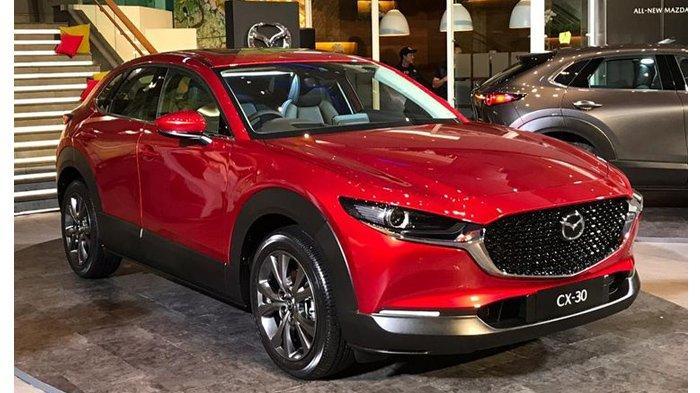 Dirancang Kapabel di Berbagai Medan Jalan, Segini Harga Mobil Mazda CX-30