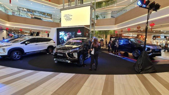 Gelar Pameran di Living World Pekanbaru, Mitsubishi Hadirkan New Pajero Sport dengan Fitur Terkini