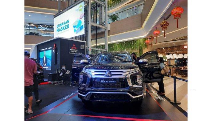 Baru Sepekan Dilaunching, Pemesanan Mobil New Pajero Sport di Suka Fajar Pekanbaru Capai 100 Unit