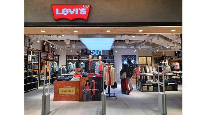 Tampil dengan Konsep Baru, Original Levi's Store Kini Hadir di Mall SKA
