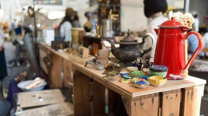 5 Pasar Loak Terbaik di Tokyo, Cocok untuk Berburu Barang Second Murah