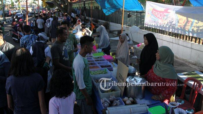 Tahun Ini Kota Pekanbaru Tiadakan Pasar Ramadan