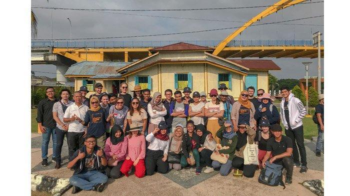 Heritage Walk Pekanbaru Ajak Pengunjung Bernostalgia Dengan Wisata Bersejarah di Kota Lama
