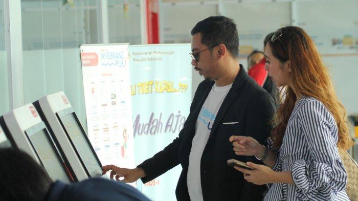 Terus Berinovasi, Pelindo 1 Makin Gencar Kembangkan Layanan Digital di Terminal Penumpang