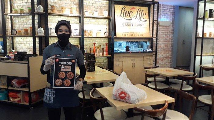 Pizza Hut menghadirkan promo Fun Box Rp 99 ribu dan Promo Funtastic Box hanya Rp 100 ribu dapat 4 pizza rasa baru