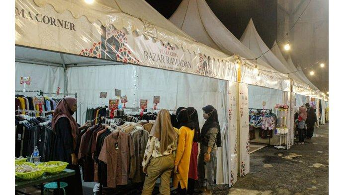 Plaza Citra Gelar Bazar Ramadhan UMKM, Produk Fashion, Aksesoris dan Kuliner Bisa Ditemui