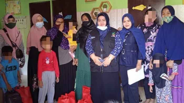 Kementerian Sosial RI melalui Balai Anak