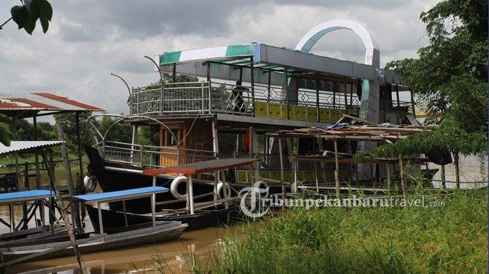Mengintip Pembangunan Restoran Terapung di Sungai Siak, Ini Rencana dan Harapan Pemiliknya