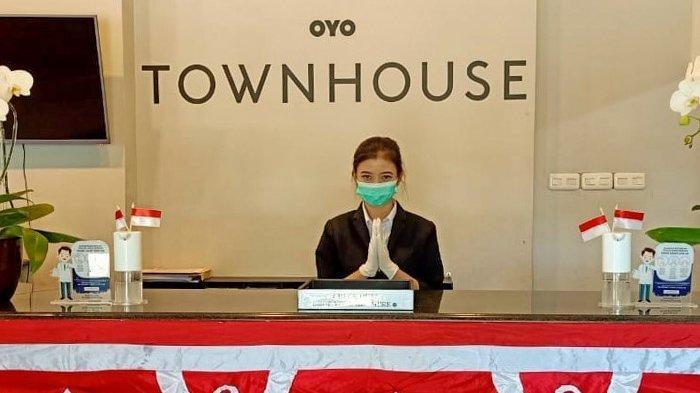Resepsionis Hotel OYO
