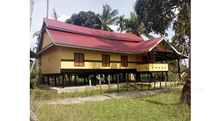 Rumah Godang Sentajo Kuansing Terjaga Keasliannya, Dilestarikan Turun Temurun Selama Ratusan Tahun
