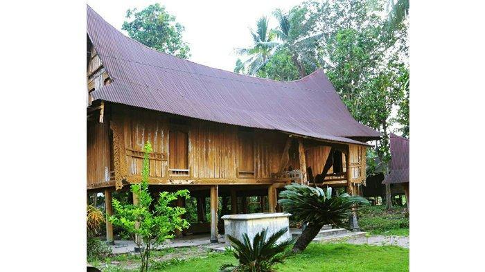 Rumah Lontiok Kabupaten Kampar, Jarang Tampak di Kota, Namun Tetap Eksis di Perkampungan