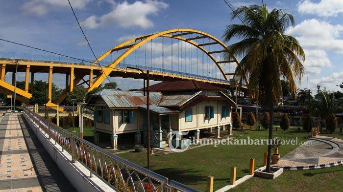 FOTO : Situs Cagar Budaya Rumah Singgah Tuan Kadi, Tempat Beristirahatnya Sultan Siak di Senapelan - rumah-singgah-tuan-kadi2.jpg