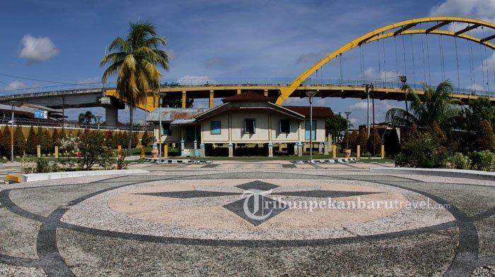 FOTO : Situs Cagar Budaya Rumah Singgah Tuan Kadi, Tempat Beristirahatnya Sultan Siak di Senapelan - rumah-singgah-tuan-kadi4.jpg