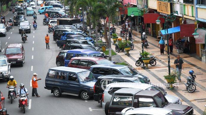 Sejumlah Titik Parkir di Kota Pekanbaru Bakal Terapkan Pembayaran Non Tunai