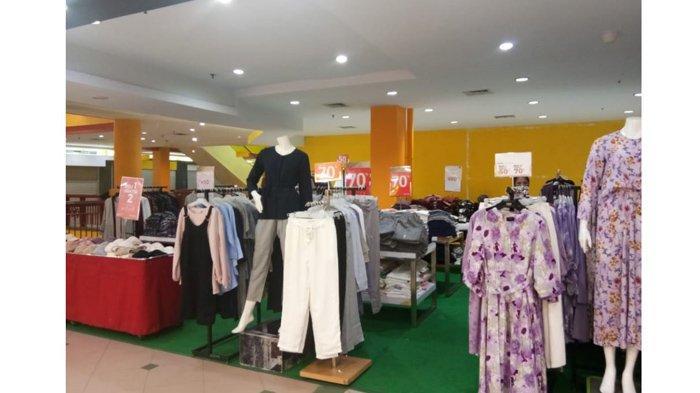 Selama bulan Ramadan ini, Matahari Dept Store Plaza Citra menggelar Bazar di Atrium Plaza Citra Pekanbaru .