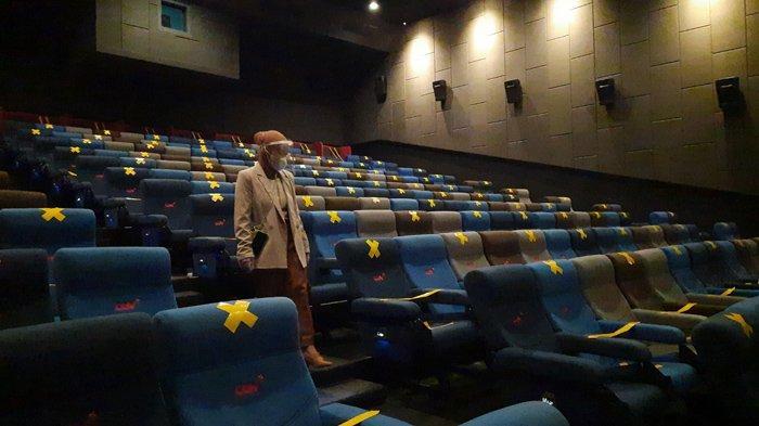 Sudah Bisa Beroperasi, Bioskop di Kota Pekanbaru Harus Tetap Ikuti Prokes