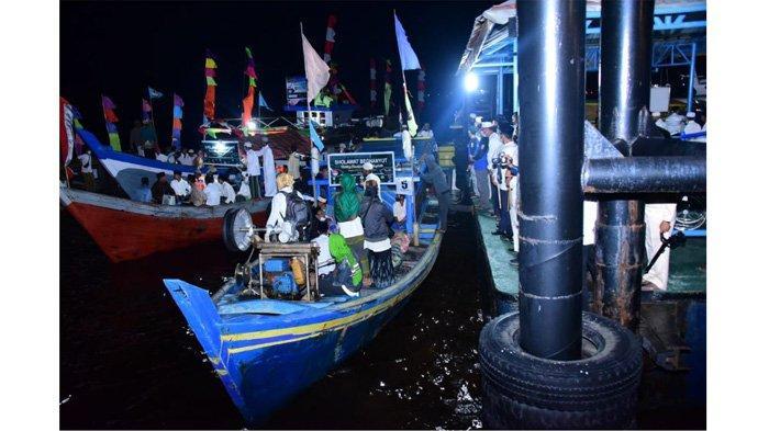 Hampir Terlupakan, Sholawat Laut Indonesia Bangkitkan Tradisi Belo Kampung Lewat Sholawat Berhayut