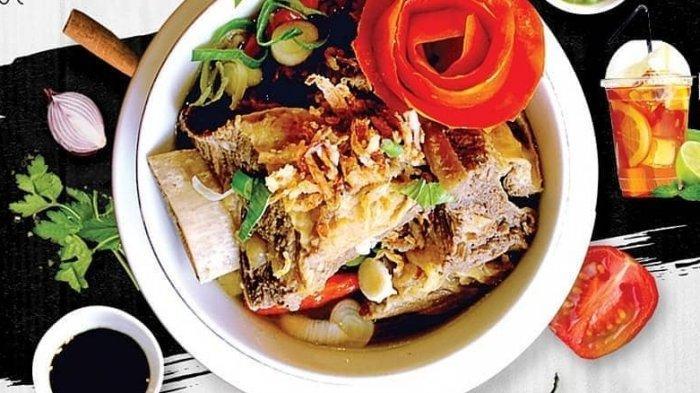 Sop Janda Menggoda, Daging Lembut dan Empuk Hanya di Grand Zuri Pekanbaru