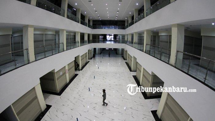 FOTO : Sukaramai Trade Centre Pekanbaru Hampir Rampung, Begini Penampakannya - stc1.jpg